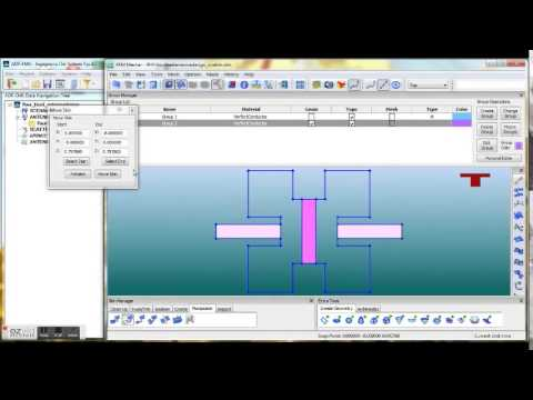 IDS ADF tutorial -Microstrip Patch Antenna Design