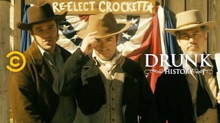 Remembering the Alamo (feat. Jake Johnson) - Drunk History