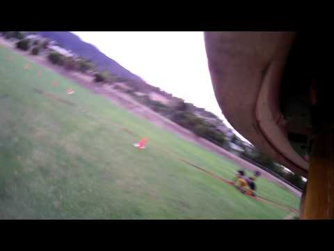 training firemans football