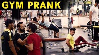 Gym Prank Gone Wrong || Neo Fitness || Tarun Nayyar