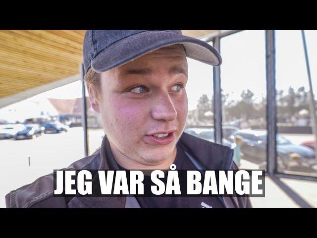JEG SER MIN STØRSTE FRYGT I ØJNENE!!!