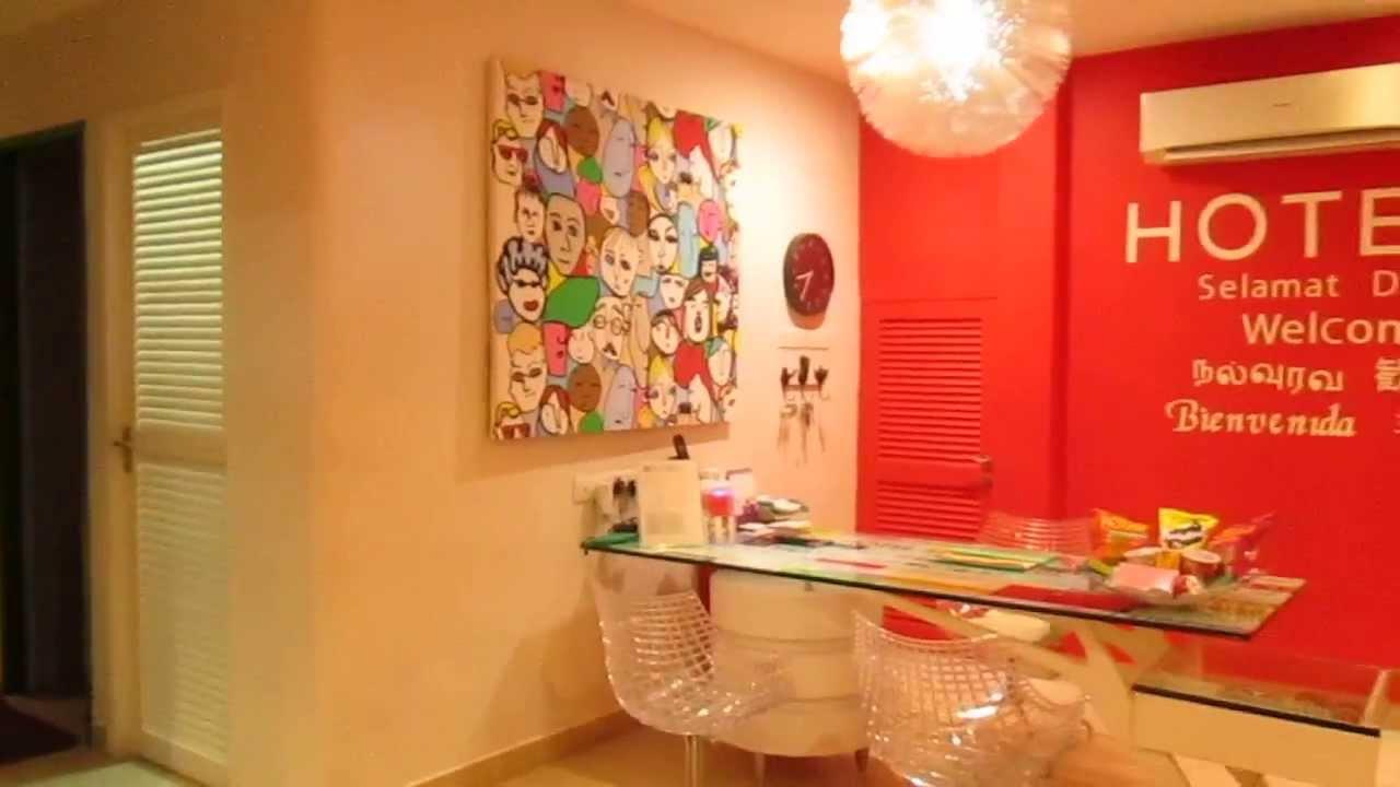 Batu Pahat BP Hotel Fifty Seven 57 Evergreen Heights Accommodation IBatuPahat Video 03