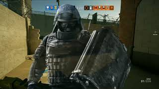Rainbow 6 ACE and Monty