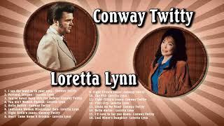 Baixar Conway Twitty and Loretta Lynn Greatest Hits (Full Album) - Conway Twitty, Loretta Lynn Best Songs