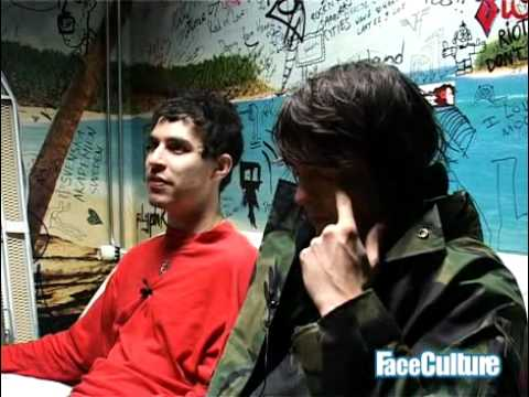 Interview Animal Collective - Panda Bear and Avey Tare (part 2)