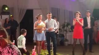 Красивая свадьба. Поздравление для Саши и Лены Никитиных от КАПЕЛИИ!