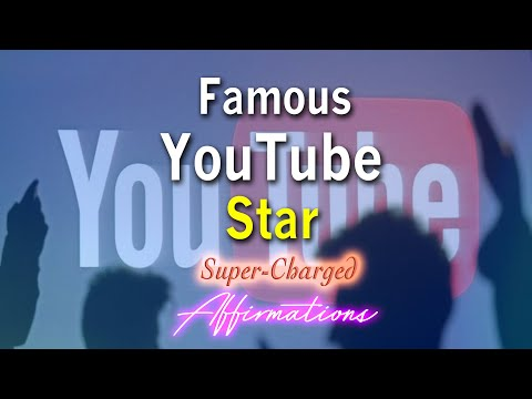 Famous YouTube Star - I Am A YouTube Star!  - I have Superfans on YouTube