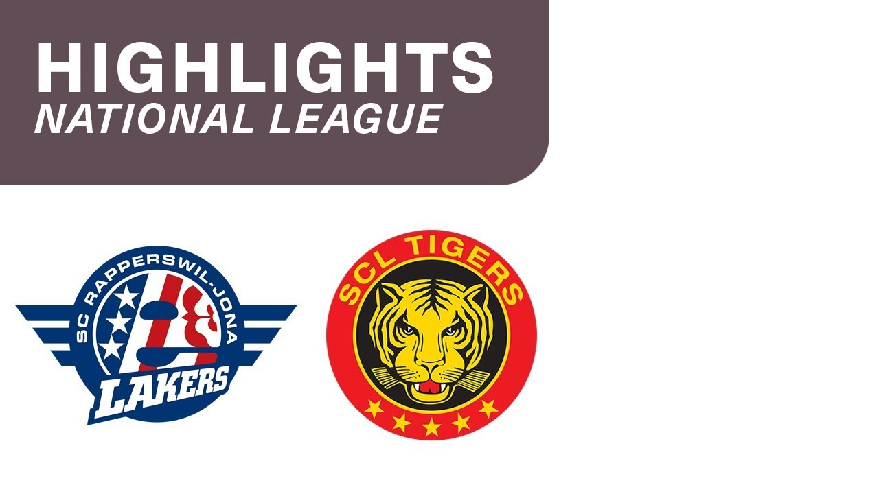 SCRJ Lakers vs. SCL Tigers 5:2 - Highlights National League