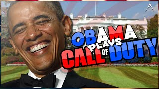 obama plays call of duty bo2   4 presidential nightmares