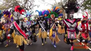 Zulu Parade - Mardi Gras 2017 - February 28, 2017