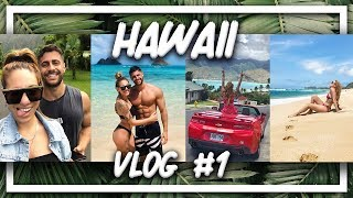 Hawaii Vlog #1