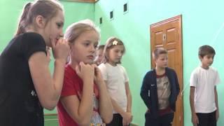 Сдача школьниками нормативов ГТО