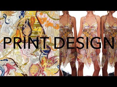 Print Design Process Tutorial