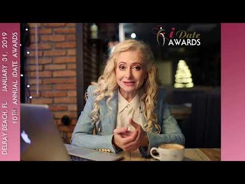 Julia Lanske Of Lanske.ru Nominatied Best International Dating Agency 10th Annual IDate Awards 2019
