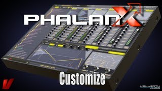 Vengeance Producer Suite - Phalanx Tutorial Video: 07 Customize MIDI learn