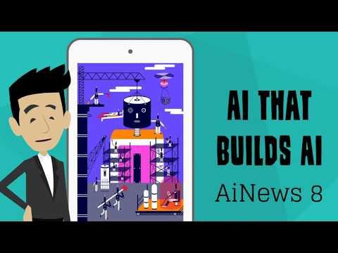 Google's AI creates AI - Artificial Intelligence