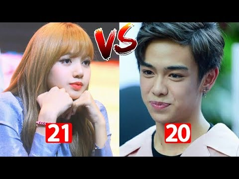 Third Kamikaze Vs Blackpink Lisa Childhood II Transformation From 1 To 21 Years Old