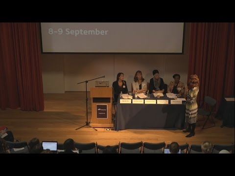 Young Lives Conference 9th September 2016 - Plenary Panel 3A