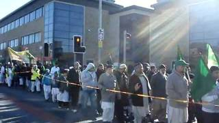 eid milad-un-nabi accrington jaloos 2012 (UK) PART 1