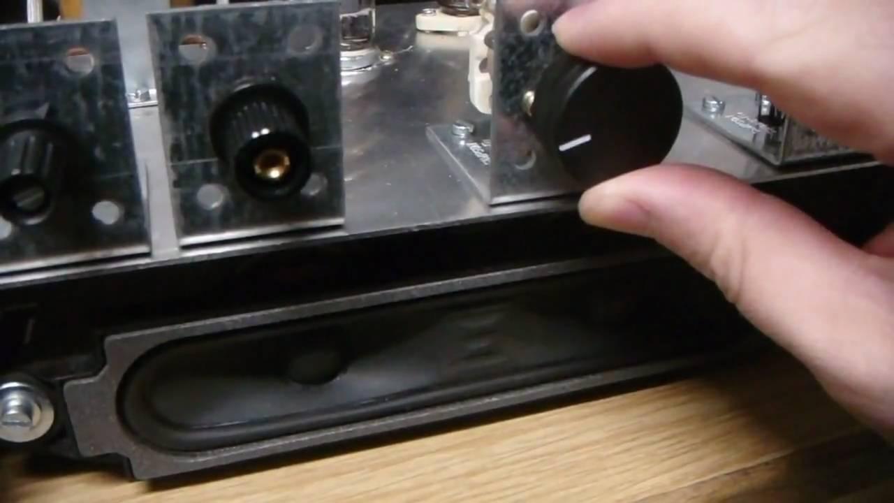Diy Two Tube Regenerative Receiver By Tommy Helgevold 6 Transistor Super Regen Bc548