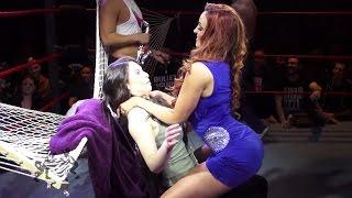 Uncensored #InTheSack with Matt Taven, Mike Bennett, Maria Kanellis - Beyond Wrestling (Lap Dance)