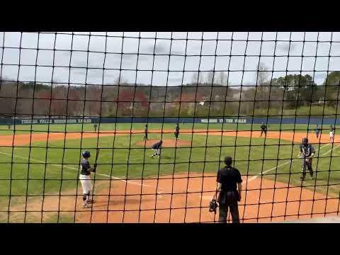 Toccoa Falls Baseball vs Truett McConnell University