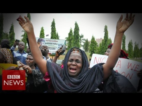 Nigeria offer $300k to find schoolgirls kidnapped by Boko Haram - BBC News