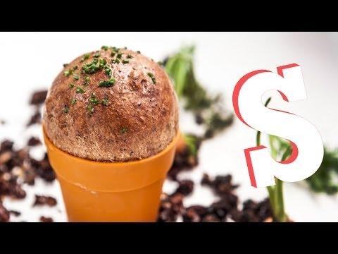 Flower Pot Bread Recipe