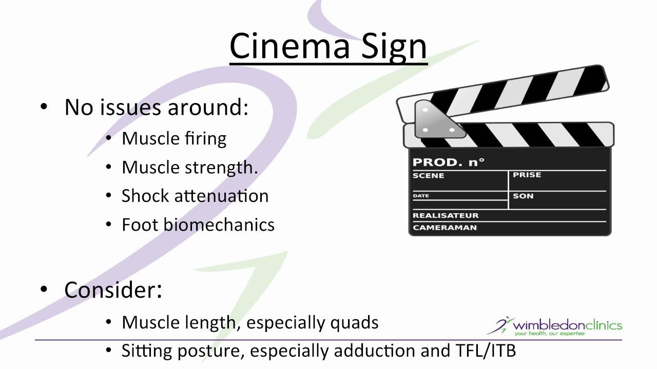 Top Tips Patella Cinema Sign Youtube