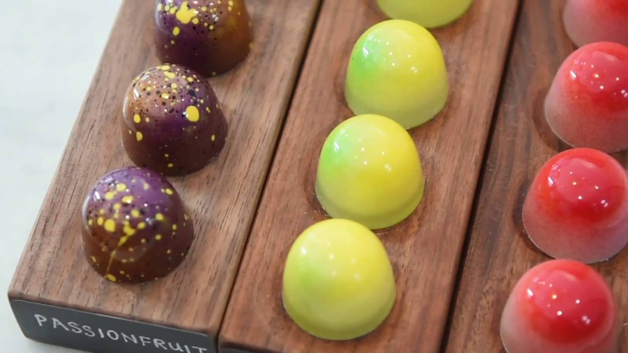 Beautiful Bonbons From Stick With Me Food Wine Youtube