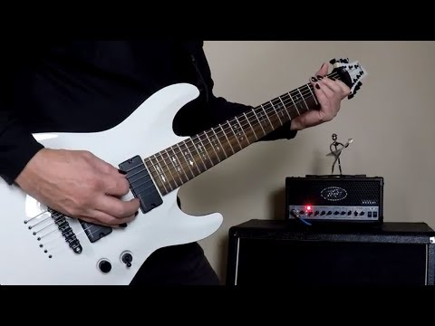 Motionless in White - Soft (Guitar Cover)