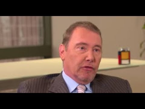 'When the next recession comes there is going to be a lot of turmoil,' says Jeffrey Gundlach