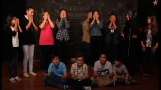 Ramazan Duası-Güzel Sanatlar sınıfı