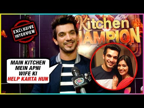 Arjun Bijlani Shares His Cooking Story, Talks About NEW Show Kitchen Champion