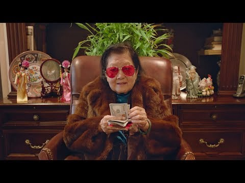 "<span aria-label=""Awkwafina - Pockiez (Official Video) by AWKWAFINA 6 months ago 2 minutes, 28 seconds 638,234 views"">Awkwafina - Pockiez (Official Video)</span>"