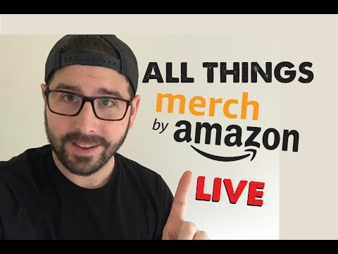 All Things Merch by Amazon: Live Q&A & Long Sleeve Shirt Disccusion