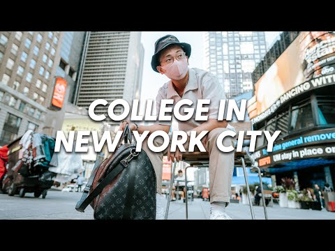 A Day in the life of an Online NYC Student