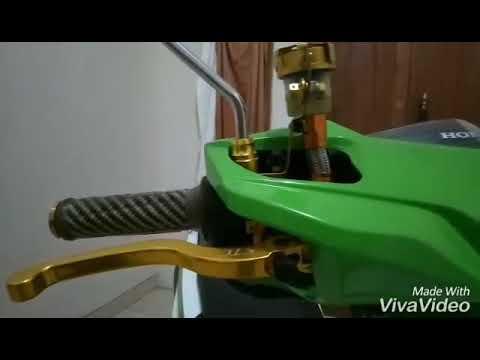 Simple variasi beat fi warna hijau