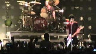 GREEN DAY - Live @ Moscow 2013