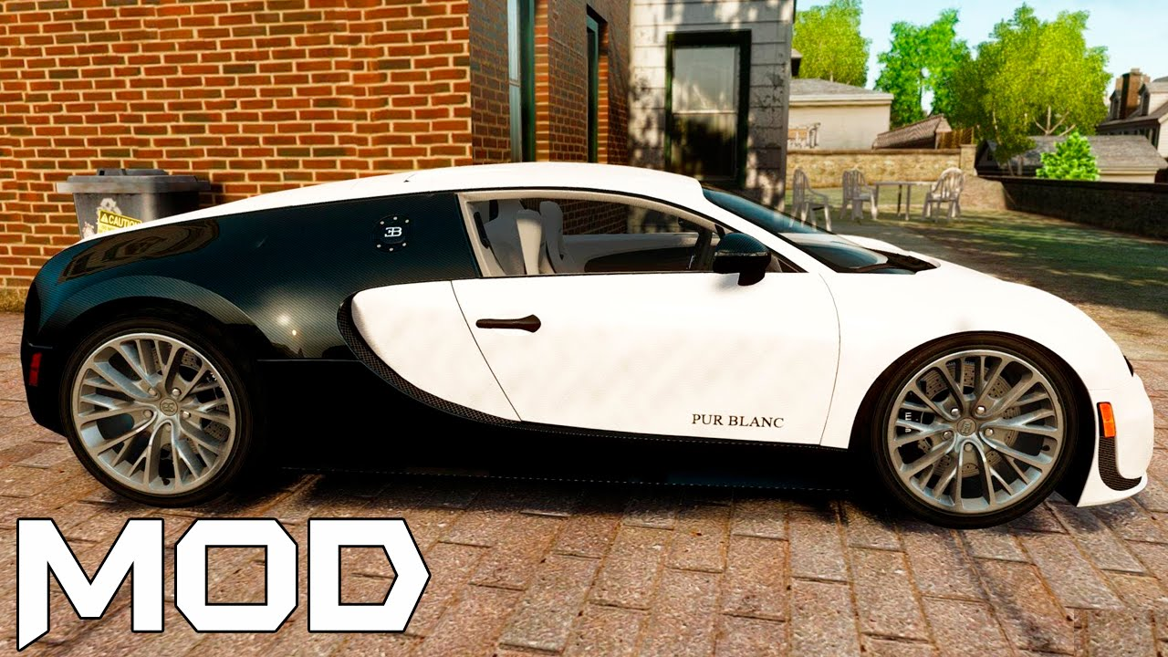 gta iv gostown paradise gameplay with bugatti veyron grand sport mod yo. Black Bedroom Furniture Sets. Home Design Ideas