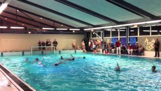 Waterpolo Bj1 de Reuring - den Helder