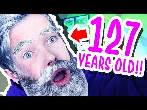 WHAT HAPPENS WHEN YOUTUBERS GET OLD?!