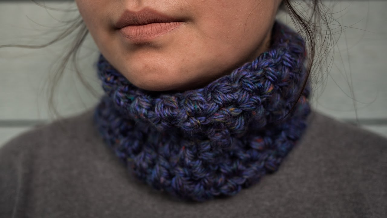 Free pattern: felted wool neckwarmer you can wear two ways – sewing.