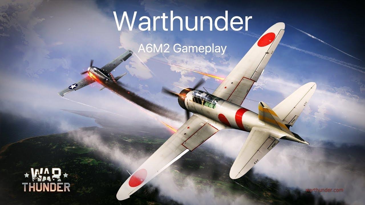 war thunder a6m2