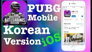 Gambar cover How to Install PUBG MOBILE KOREAN Version on iOS in 3 Minutes in any Country (iPhone, iPod, iPad)