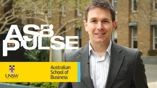ASB Pulse Ep 48 - National Honours Colloquium 2013 (UNSW Business School)