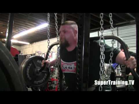 SuperTraining.TV: Max Effort Squat...