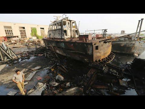 À Hodeida, la bataille s'enlise, les humanitaires alarmés