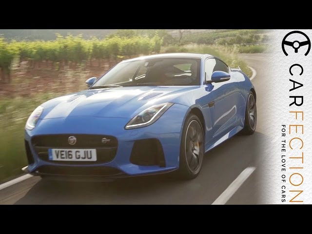 Jaguar F Type Svr 200mph Monster Carfection Driiive Tv Find The Best Car Commercials Movies