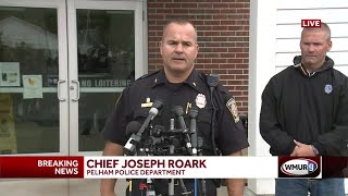 Investigators give update about Pelham church shooting (raw video)